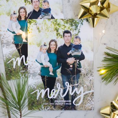 Christmas Card Family Photos 2016