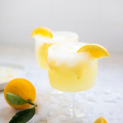 Meyer Lemon Margaritas