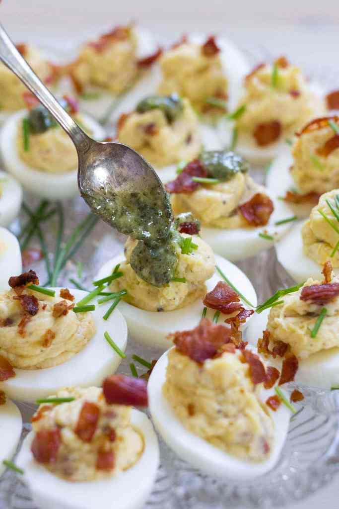 Italian deviled eggs freutcake - Better homes and gardens deviled eggs ...