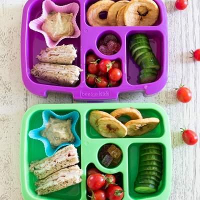 Healthy Toddler Bento Box Lunch Ideas