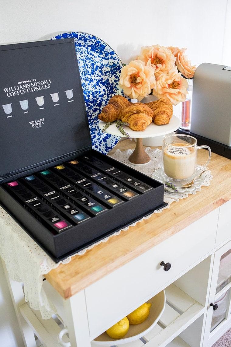 William Sonoma Coffee Capsules