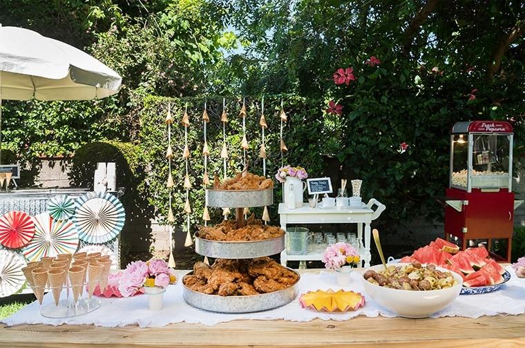 My Ice Cream Themed Birthday Party With Tillamook
