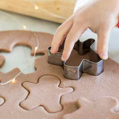 How to Make Homemade Gingerbread Playdough