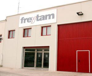 Fachada Nave Freytam - Tarragona