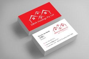 DBVA Business Cards