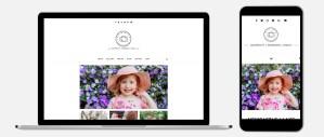 Katie McVie Photography Responsive Web Design