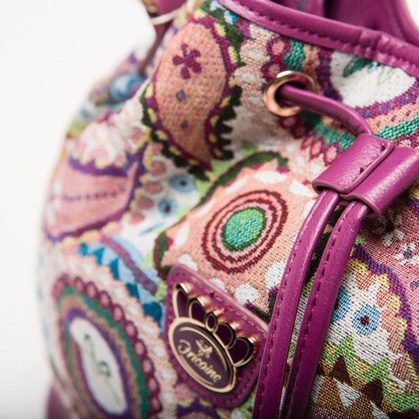 Fricaine Sugar Buxx Exotic Shoulder Bag