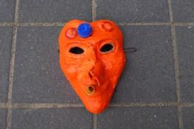 07_Halloween Monster Maske