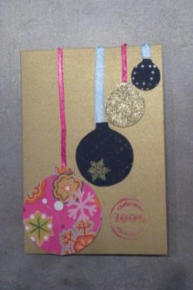 02_DIY Weihnachtskarten von Kindern 6-9J