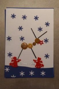03_DIY Weihnachtskarten von Kindern 6-9J