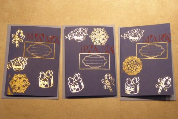 09_DIY Weihnachtskarten von Kindern 6-9J