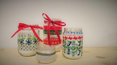 glas_windlichter_teelicht_weihnachten_recycling_diy_basteln_kinder_grundschule-8
