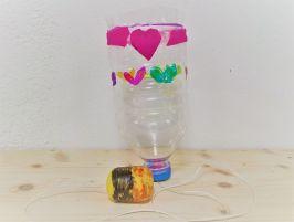 Upcycling_DIY_PET Flaschen_Geschicklichkeitsspiel_Kinder_FRICKELclub (17)