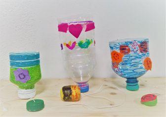 Upcycling_DIY_PET Flaschen_Geschicklichkeitsspiel_Kinder_FRICKELclub (18)