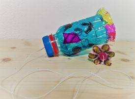 Upcycling_DIY_PET Flaschen_Geschicklichkeitsspiel_Kinder_FRICKELclub (19)