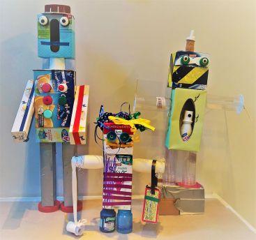 FRICKELclub_Kinder_Geburtstag_Ufos_Roboter_Aliens_Recycling_DIY_Basteln_ (14)