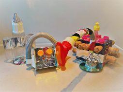 FRICKELclub_Kinder_Geburtstag_Ufos_Roboter_Aliens_Recycling_DIY_Basteln_ (29)