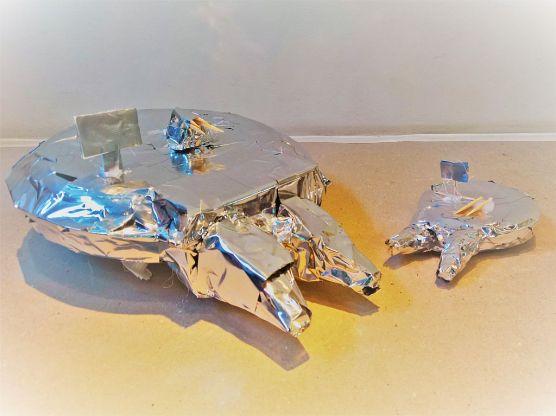 FRICKELclub_Kinder_Geburtstag_Ufos_Roboter_Aliens_Recycling_DIY_Basteln_ (42)