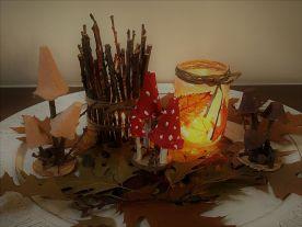 Herbstzeit_FRICKELclub_Recycling_Workshop_Verpackungen_Glas_Naturmaterialien (5)