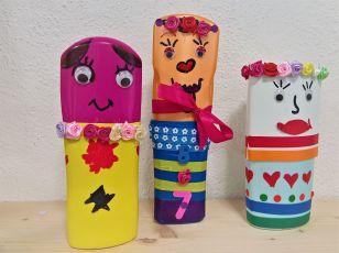 FRICKELclub_Recycling_DIY_Kinder_PET_Flaschen_Stifte_Etui (8)