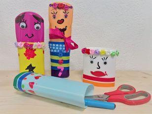 FRICKELclub_Recycling_DIY_Kinder_PET_Flaschen_Stifte_Etui (9)