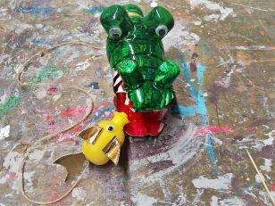 FRICKELclub_Recycling_Basteln_Kinder_Fangspiel_PET_Flasche (7)