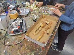FRICKELclub_Recycling_Basteln_Kinder_Murmel_Irrgarten_Spiel (12)