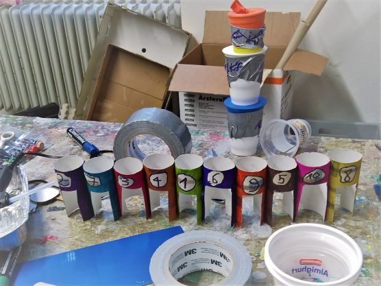 FRICKELclub_Recycling_Basteln_Kinder_Murmeltor_Spiel (7)
