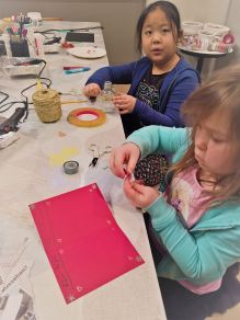 FRICKELclub_Recycling_kreativ_Workshop_Kinder_Weihnachten (15)