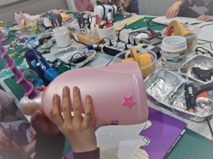 FRICKERLclub_Upcycling_Geburtstagsbasteln_Spardosen_Waschmittelflaschen (10)