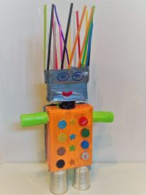 FRICKELclub_Recycling_diy_Geburtstagsbasteln_Roboter (18)