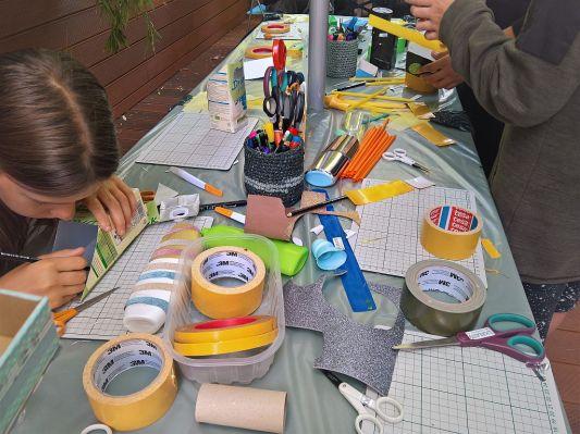 KulturRegion_Industriekultur_Junior_FRICKELclub_Upcycling_Workshop (31)
