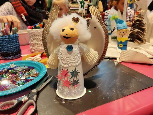 FRICKELclub_Kreativ_Welt_2018_Weihnachtsboten Engel (10)