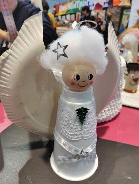 FRICKELclub_Kreativ_Welt_2018_Weihnachtsboten Engel (12)