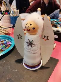 FRICKELclub_Kreativ_Welt_2018_Weihnachtsboten Engel (13)