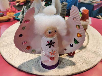 FRICKELclub_Kreativ_Welt_2018_Weihnachtsboten Engel (26)