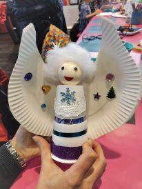 FRICKELclub_Kreativ_Welt_2018_Weihnachtsboten Engel (27)