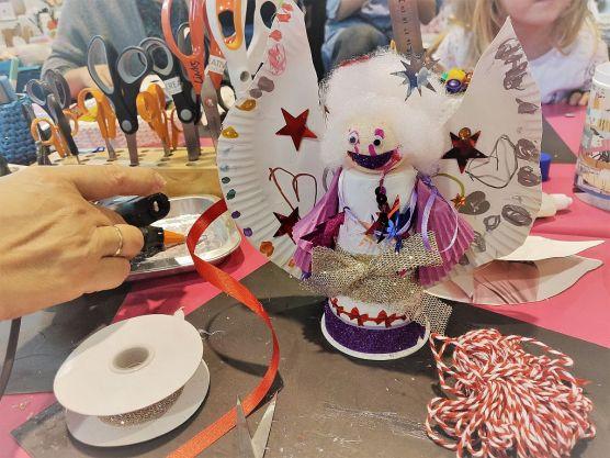 FRICKELclub_Kreativ_Welt_2018_Weihnachtsboten Engel (41)