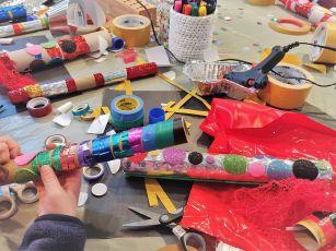 FRICKELclub_Recycling_Geburtstagsbasteln_Raketen_Kinder (9)