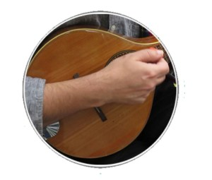 image of mandolin