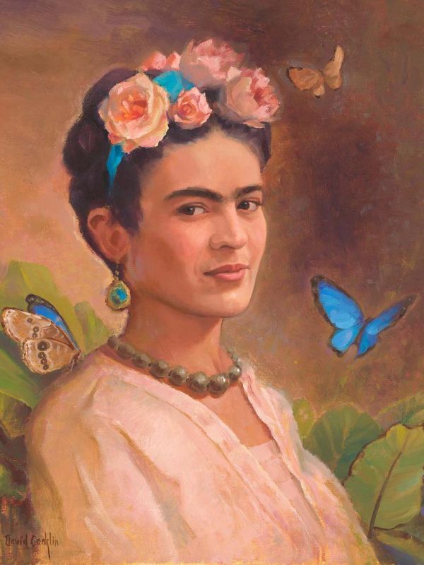 Image result for frida kahlo self portrait