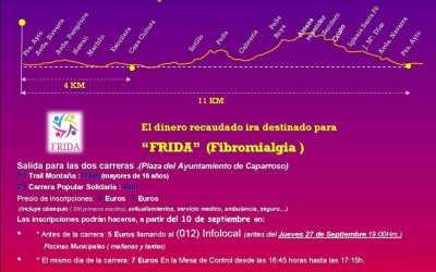 IV Trail de Montaña Peña Roya – Frida