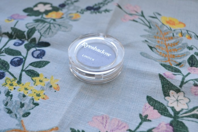 Lindex eyeshadow tropical blue