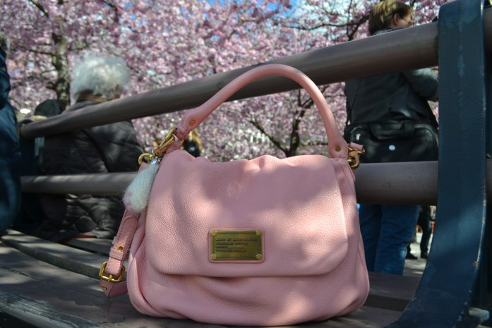 pink marc jacobs lil ukita bag