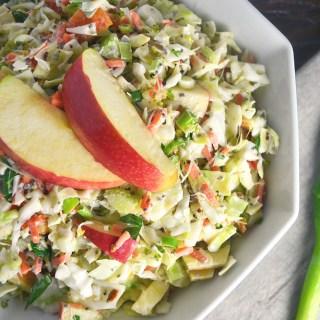 Apple Superfood Slaw Fridge to Fork
