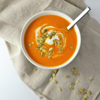 Martha Stewart's Carrot Ginger Soup - Fridge To Fork