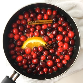 Cranberry and Ginger Sauce - Fridge to Fork