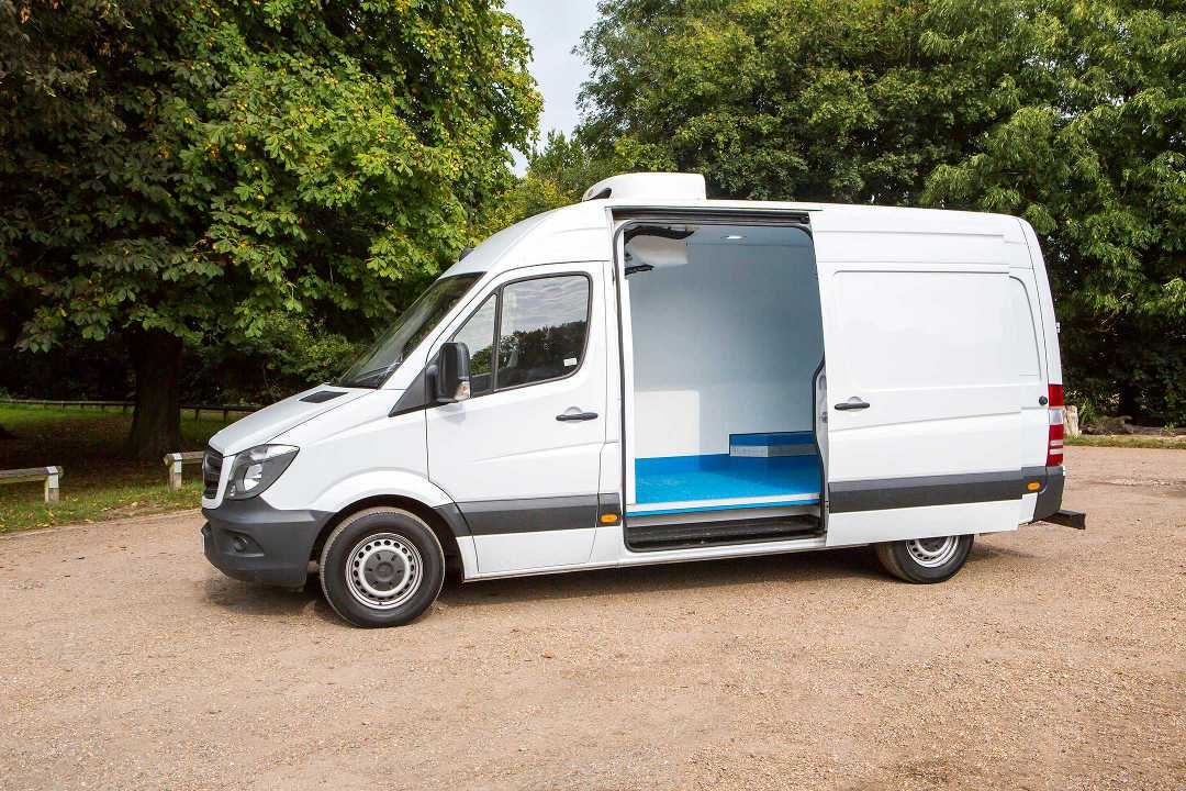The Ultimate Guide to Buying a Refrigerated Van