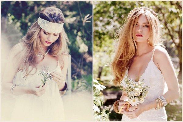 Brautmode im Hippie Stil von Grace loves Lace