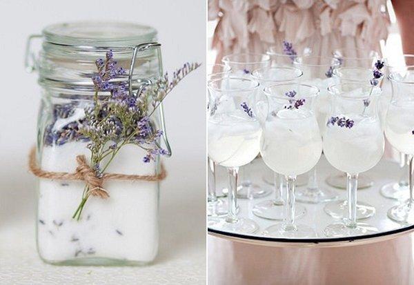 Selbstgemachte Kstlichkeiten aus Lavendel  Friedatherescom
